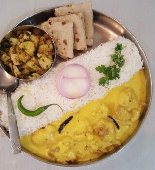 Kadhi Chawal - Plattershare - Recipes, Food Stories And Food Enthusiasts