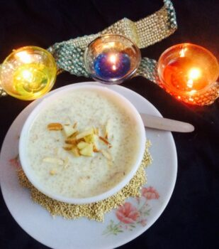 Quinoa Kheer..... - Plattershare - Recipes, Food Stories And Food Enthusiasts