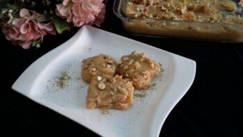 Maho Halwa - Plattershare - Recipes, Food Stories And Food Enthusiasts