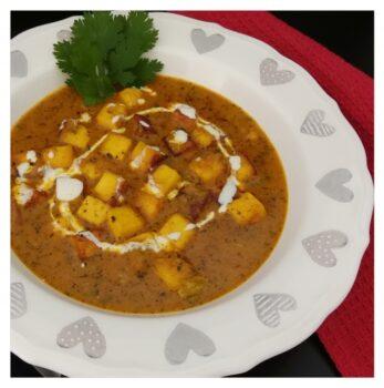 Paneer Lababdar - Plattershare - Recipes, Food Stories And Food Enthusiasts