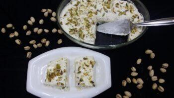 Layali Lubnan/Lebanese Nights (Semolina And Cream Pudding) - Plattershare - Recipes, Food Stories And Food Enthusiasts