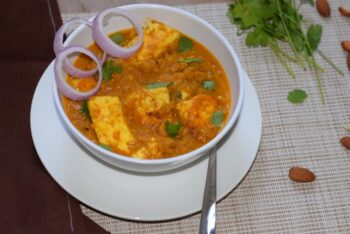 Badami Paneer - Plattershare - Recipes, Food Stories And Food Enthusiasts