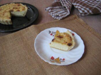 Mini Milk Cake Pie - Plattershare - Recipes, Food Stories And Food Enthusiasts