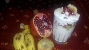 Creamy Fruity Yogurt - Plattershare - Recipes, Food Stories And Food Enthusiasts