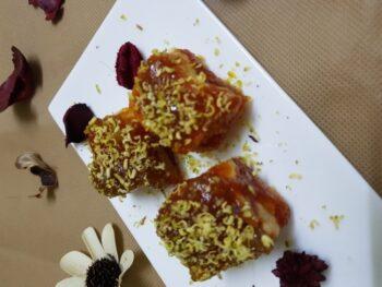 Triranga Sandesh - Plattershare - Recipes, Food Stories And Food Enthusiasts