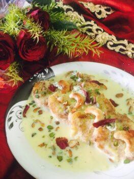Shahi Tukda - Plattershare - Recipes, Food Stories And Food Enthusiasts