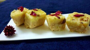Malai Sandesh - Plattershare - Recipes, Food Stories And Food Enthusiasts