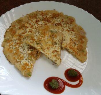 Paneeri Handvo - Plattershare - Recipes, Food Stories And Food Enthusiasts