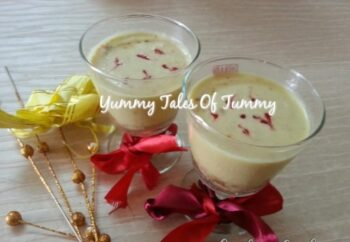 Thandai Cheesecake Shake - Plattershare - Recipes, Food Stories And Food Enthusiasts