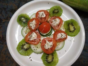 Keto Salad - Plattershare - Recipes, Food Stories And Food Enthusiasts