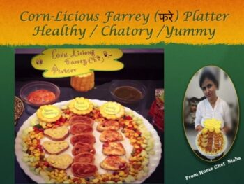 Cornlicious Farrey Platter - Plattershare - Recipes, Food Stories And Food Enthusiasts