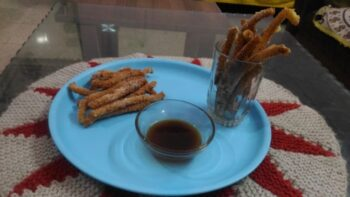 Churros - Plattershare - Recipes, Food Stories And Food Enthusiasts