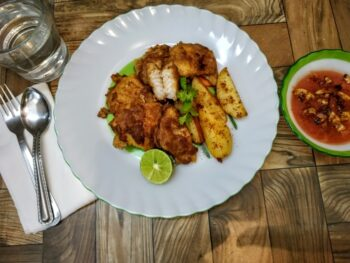 Crispy Basa - Plattershare - Recipes, Food Stories And Food Enthusiasts