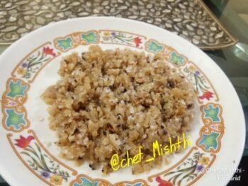 Sweet Kuuthi - Plattershare - Recipes, Food Stories And Food Enthusiasts