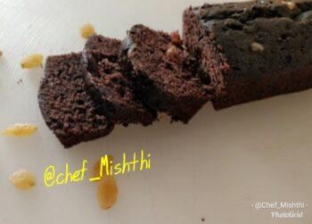 Raisin Chocolate Cake - Plattershare - Recipes, Food Stories And Food Enthusiasts
