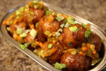 Chinese Manchurian - Plattershare - Recipes, Food Stories And Food Enthusiasts
