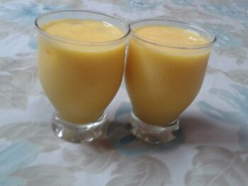 Mango Pina Colada - Plattershare - Recipes, Food Stories And Food Enthusiasts