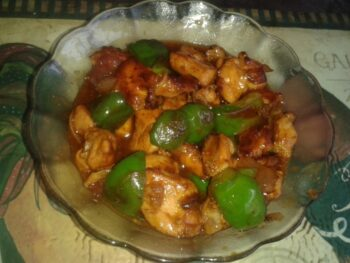 Chicken Chilly - Plattershare - Recipes, Food Stories And Food Enthusiasts