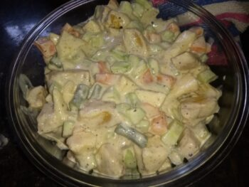 Russian Salad - Plattershare - Recipes, Food Stories And Food Enthusiasts