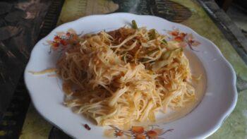 Hakka Noodles - Plattershare - Recipes, Food Stories And Food Enthusiasts