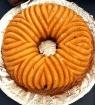 Bundt Cake - Plattershare - Recipes, Food Stories And Food Enthusiasts