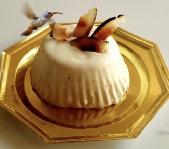 Coconut Milk Panna Cotta - Plattershare - Recipes, Food Stories And Food Enthusiasts
