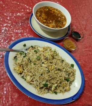 Chicken Fried Rice - Plattershare - Recipes, Food Stories And Food Enthusiasts