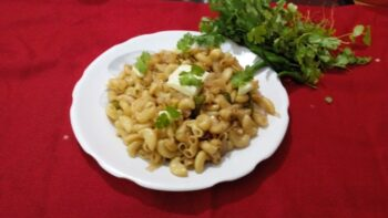 Cheesy Macroni - Plattershare - Recipes, Food Stories And Food Enthusiasts