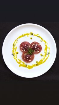 Beetroot Ravioli With Lemon Sauce - Plattershare - Recipes, Food Stories And Food Enthusiasts