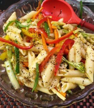 Pasta Salad... Italian Salad - Plattershare - Recipes, Food Stories And Food Enthusiasts