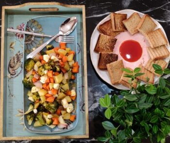 Grilled Saute Vegetables - Plattershare - Recipes, Food Stories And Food Enthusiasts