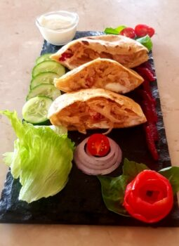 Chicken Shawarma - Plattershare - Recipes, Food Stories And Food Enthusiasts