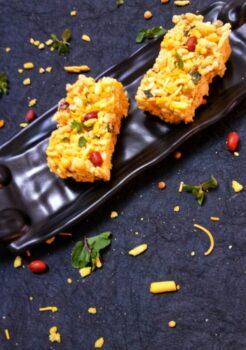 Chocolate Khatti Mithi Bhel Bar - Plattershare - Recipes, Food Stories And Food Enthusiasts