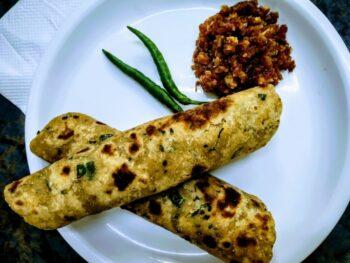 Soft Raddish Paratha - Plattershare - Recipes, Food Stories And Food Enthusiasts