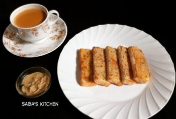 Garlic Toast Bread - Toasted Garlic Bread - Plattershare - Recipes, Food Stories And Food Enthusiasts