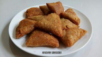 Bread Samosa - Plattershare - Recipes, Food Stories And Food Enthusiasts