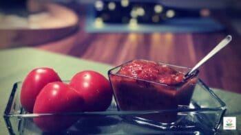 Instant Tomato Pickle | Tomato Bisiuppinakayi | Tomato Pachadi | Honeypot Recipes - Plattershare - Recipes, Food Stories And Food Enthusiasts