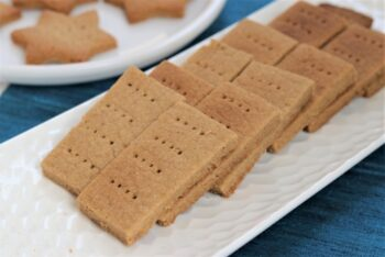 Eggless Cinnamon Butter Cookies | Atta Biscuits In A Kadai - Plattershare - Recipes, Food Stories And Food Enthusiasts