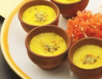 Kesar Phirini - Plattershare - Recipes, Food Stories And Food Enthusiasts