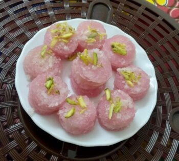 Bread Rasgulle - Plattershare - Recipes, Food Stories And Food Enthusiasts