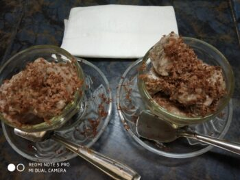 Choco Banana Ice-Cream - Plattershare - Recipes, Food Stories And Food Enthusiasts
