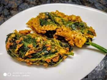Fried Pumpkin Leaves - Plattershare - Recipes, Food Stories And Food Enthusiasts
