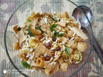 Spicy Mumura - Plattershare - Recipes, Food Stories And Food Enthusiasts