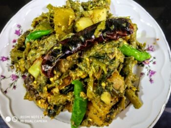 Chachhari With Mixed Vegetables - Plattershare - Recipes, Food Stories And Food Enthusiasts