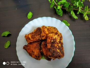 Crispy Fish Fry With Lahori Masala - Plattershare - Recipes, Food Stories And Food Enthusiasts