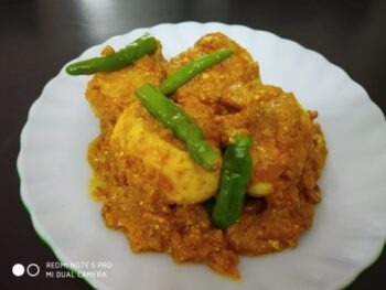 Makhmali Egg Curry - Plattershare - Recipes, Food Stories And Food Enthusiasts