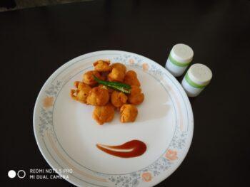 Moong Pakoda - Plattershare - Recipes, Food Stories And Food Enthusiasts