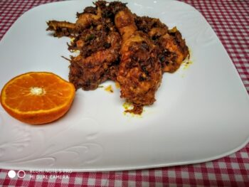 Chicken With Orange - Plattershare - Recipes, Food Stories And Food Enthusiasts