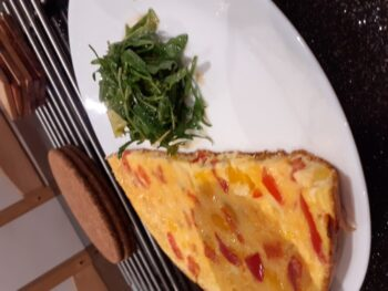 Egg Omelette - Plattershare - Recipes, Food Stories And Food Enthusiasts