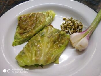 Cabbage Parcel - Plattershare - Recipes, Food Stories And Food Enthusiasts